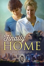 Finally Home Cover