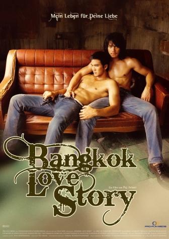 Bangkok Love Story Cover